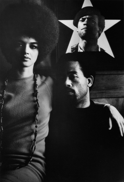 , 'Eldridge Cleaver and his Wife Kathleen, Algiers, Algeria,' 1970, Jenkins Johnson Gallery