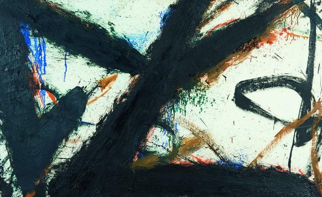 , 'Untitled white background,' 1965, Waterhouse & Dodd