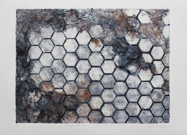 , 'Pattern 3 (v.2),' 2015, Geary