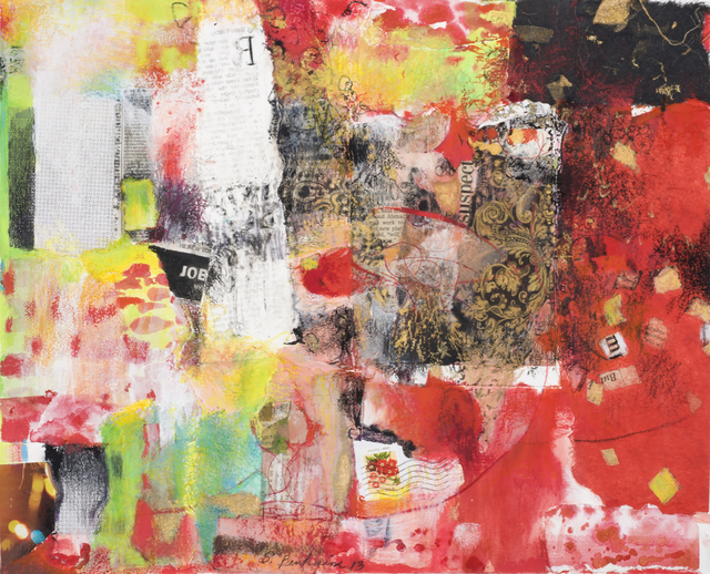 Sandra Benhaim, 'Red Job Suspect', 2013, InLiquid