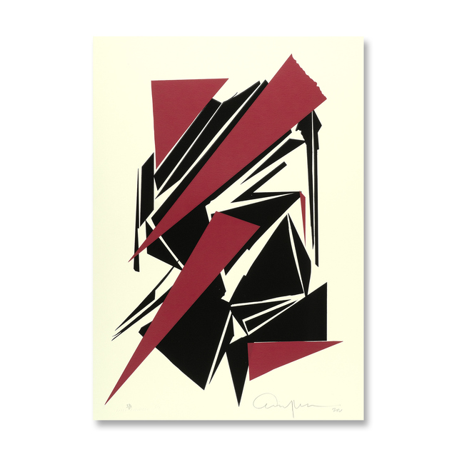 Emanoel Araujo, 'Colagens Serigrafadas', ca. 2020, Print, Serigraphy on Paper, LAART