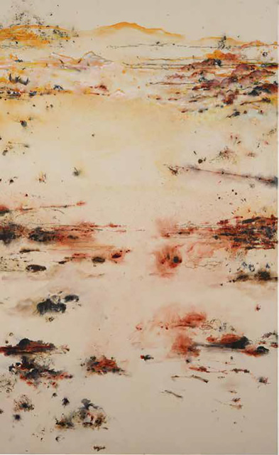 Hanibal Srouji, 'Terre Mer XII', 2013, al markhiya gallery