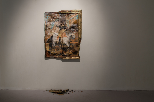 Valerie Hegarty, 'Ghost of History', 2016, Los Angeles Contemporary Exhibitions