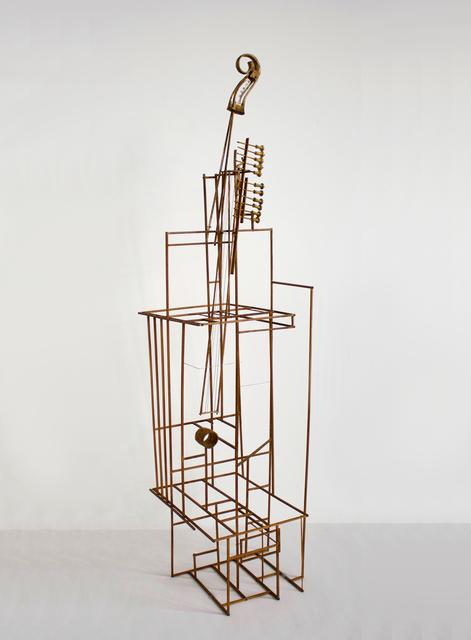 , 'Geometric Violoncelo,' 2018, Tayloe Piggott Gallery