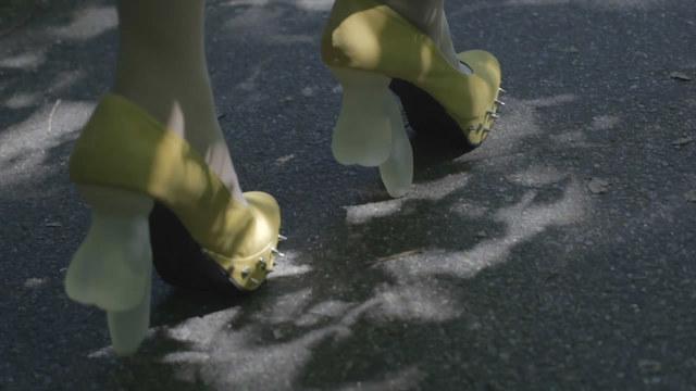 , 'Walking in My Shoes/穿着我的鞋走路,' 2013, Capsule Shanghai