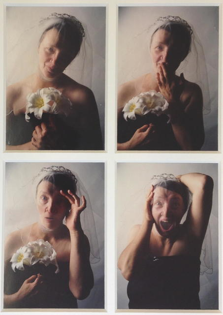 , 'Photo Therapy: The Bride,' 1984, Richard Saltoun