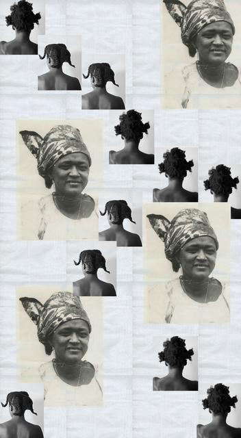 , 'Mende Ooman #2,' 2017, CRUSHCURATORIAL