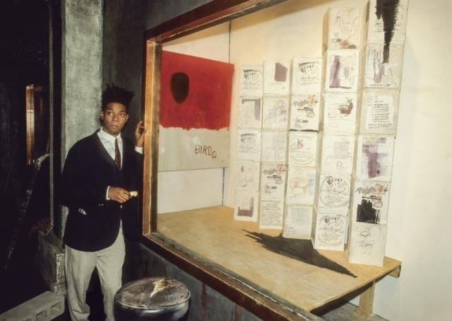 , 'Jean Michel Basquiat,' 1985, Mouche Gallery