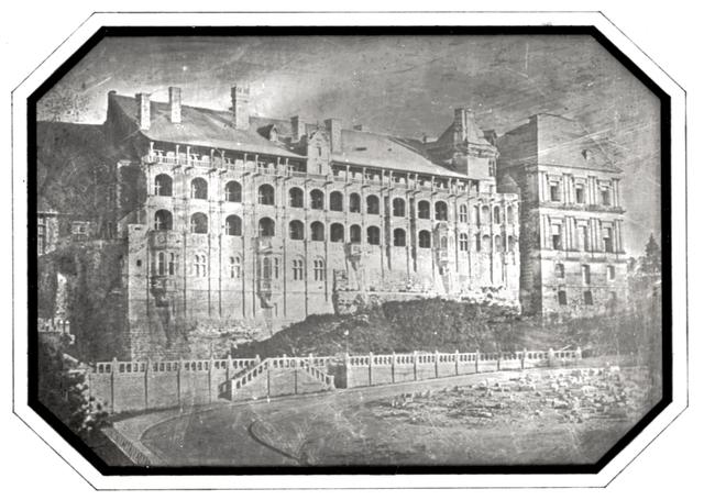 Hippolyte Bayard, 'Chateau de Blois (Rare Back View)', 1845c/1845c, Contemporary Works/Vintage Works