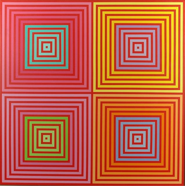 , 'Four on Four,' 2013, Mark Borghi Fine Art