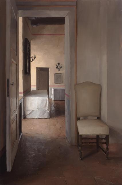Kenny Harris, 'Tuscan Interior with Chair, Borgo Finocchieto', 2012, Koplin Del Rio