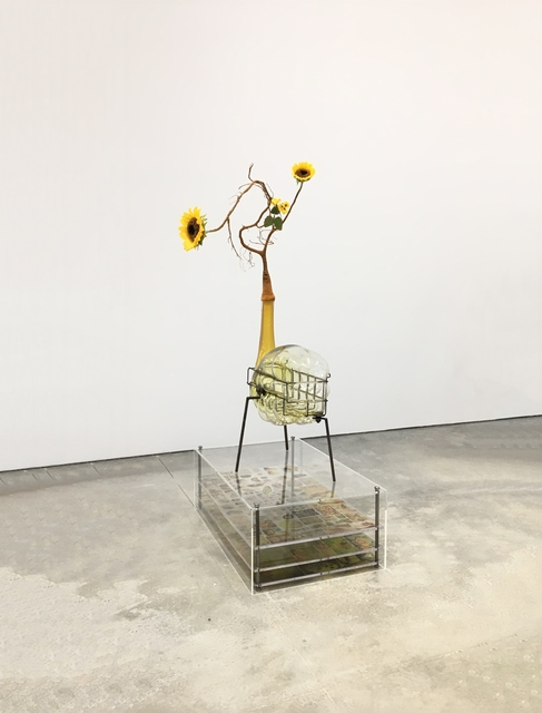 , 'Of Beauty and Decay; or, not (yellow),' 2018, Malin Gallery