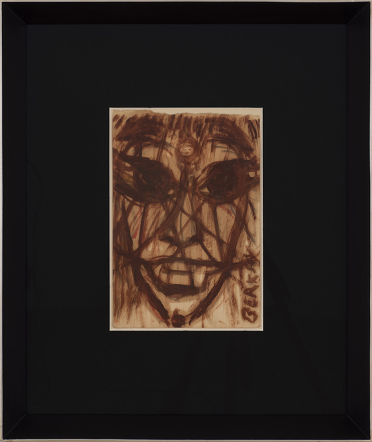, 'Semiha Berksoy,' 1958, Galerist