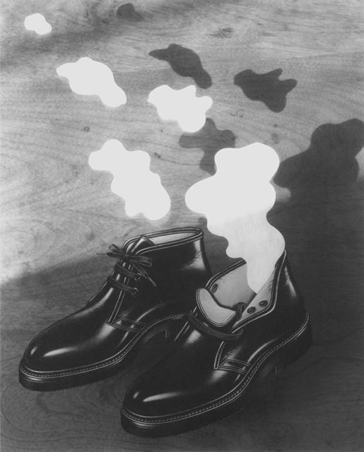 , 'Untitled (Shoe Cutout),' , Benrubi Gallery