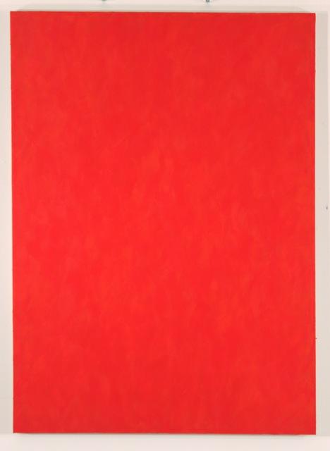 , 'Red Light,' 2016, Knight Webb Gallery