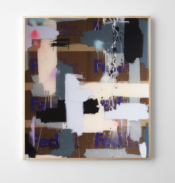 , 'Next Day Air,' 2018, Oliver Cole Gallery
