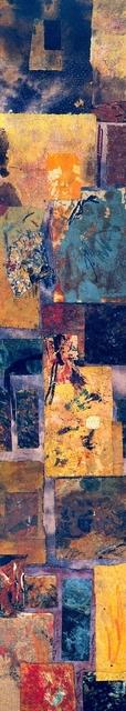 , 'Recluse,' 1995, Pacita Abad Art Estate