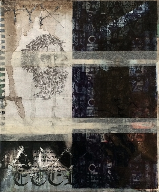 Zavier Ellis, 'Apostle I', 2014, Galerie Heike Strelow