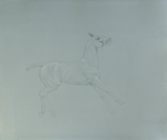 , '23. Halting Polo Pony,' 2016, Sladmore Contemporary