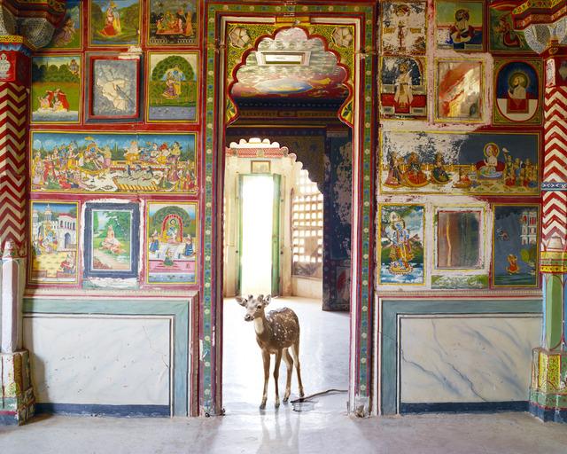 "Karen Knorr, 'Sita's Wish, Juna Mahal, Dungarpur.From the series ""India Song""', Danziger Gallery"