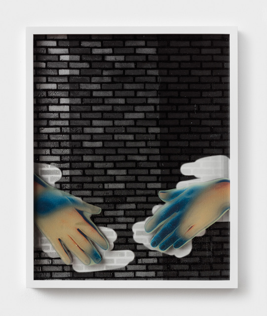, 'Pull and Wall,' 2018, Rachel Uffner Gallery