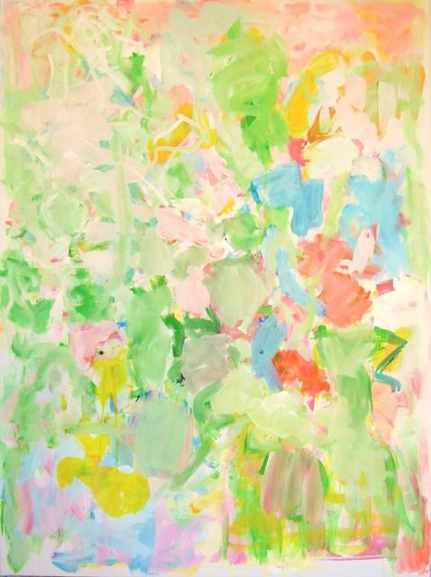 , 'Echappées 7393,' 2018, Galerie Marie-Robin