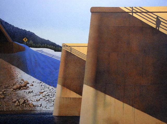 , 'Pedestrian Terrain,' 2019, Wallace Galleries