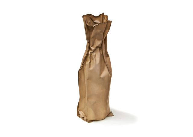 , 'Paper Bag (Wine),' 2016, Ornamentum