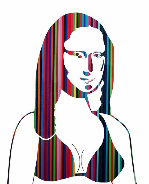 , 'Mona Lisa Rainbow,' , Galerie Vivendi