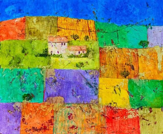 , 'Farmhouse in the Luberon,' 2017, Catto Gallery