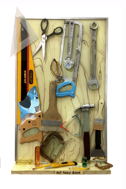 , 'Put Tools Back,' , Lois Lambert Gallery