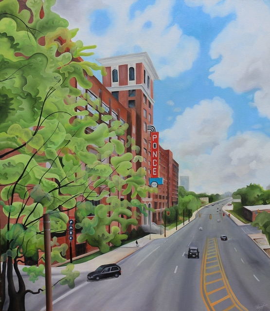 , 'Ponce City Market,' ca. 2018, Brickworks Gallery