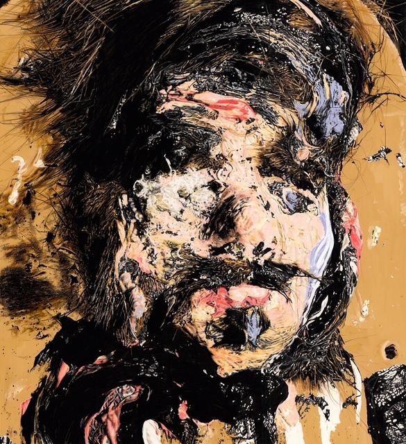 , 'Head VII,' 2018, Anna Pappas Gallery