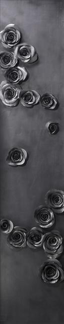, 'Rose Scroll,' 2009, Leo Gallery
