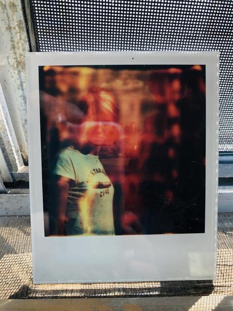 Stefanie Schneider, 'Lila', 2006, Photography, Lambda digital Color Photographs based on a Polaroid, Instantdreams