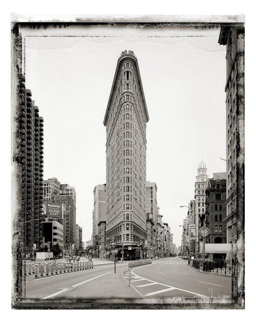 , 'Flatiron, New York,' 2001, Ira Stehmann Fine Art Photography