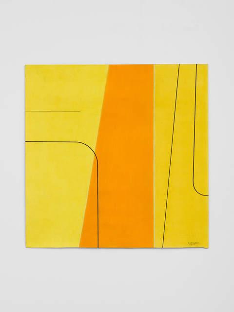 , 'Senza titolo,' 1965, Richard Saltoun