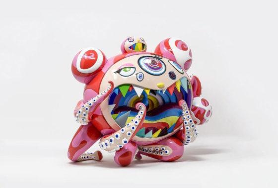 Takashi Murakami, 'Mr DOBtopus B', 2017-2018, Curator Style