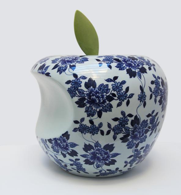 Li Lihong, 'Apple China - Flower', 2007, Galerie Loft