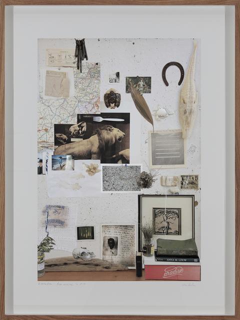 , 'Die see spoeg 'n boom uit (Wonderboom Series),' 2015, Barnard