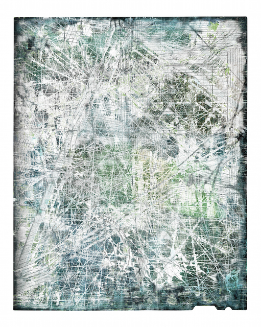 Rey Parla, 'Ultra Scratchitti', 2015, Benrubi Gallery