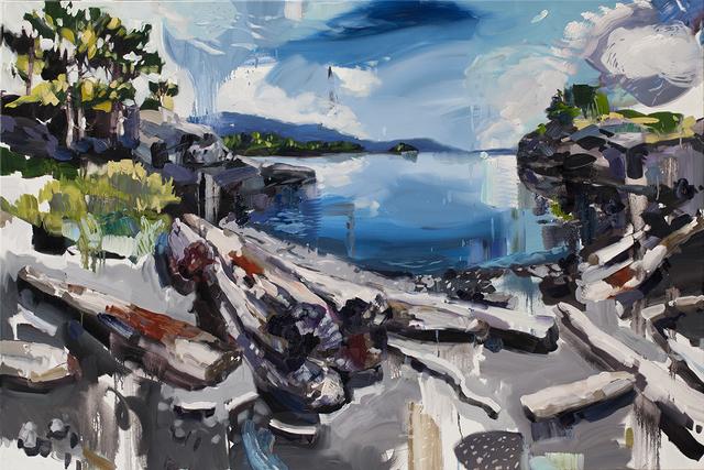 Cori Creed, 'At Davie Bay', 2018, Bau-Xi Gallery