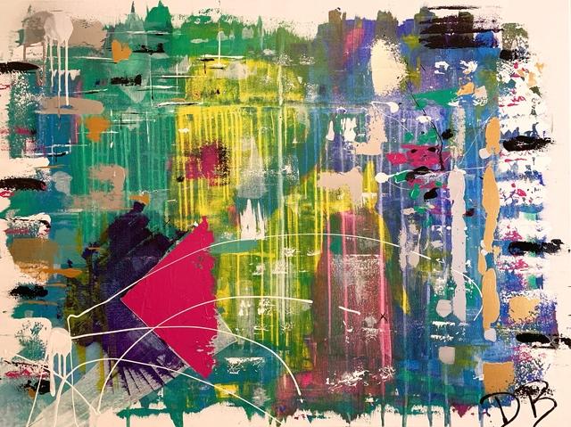 , 'gumball,' 2019, Forever Art Gallery