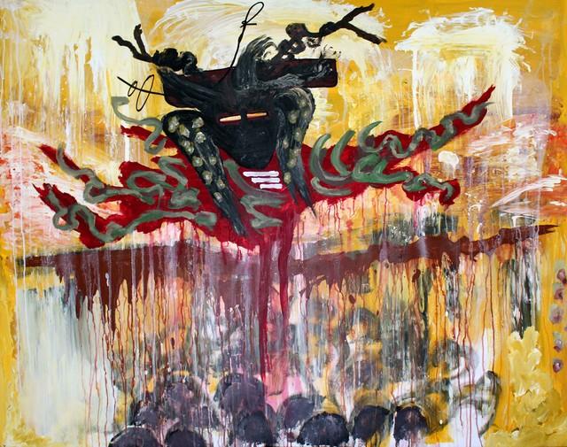 Maximilian Davis, 'The Wasteland Pt.2', 2017, Ho Gallery