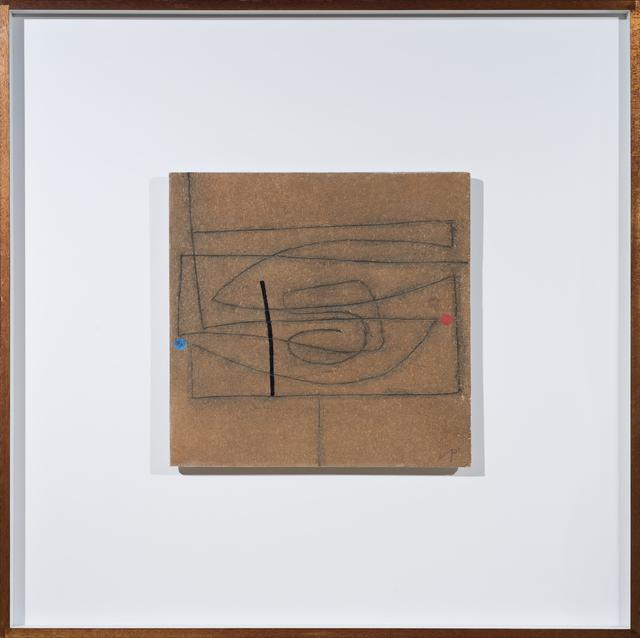 , 'Linear Development in Two Movements (Brown),' 1973, Osborne Samuel