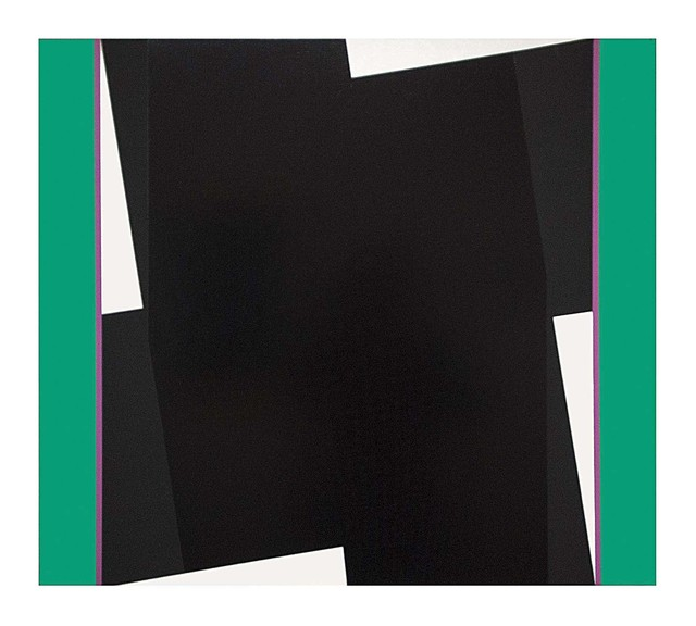 , 'Peppermint - geometric abstraction,' 2011, FRED.GIAMPIETRO Gallery
