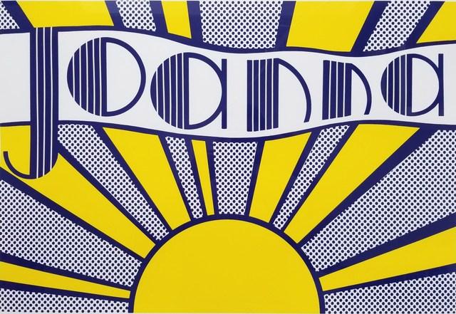 Roy Lichtenstein, 'Joanna', 1968, Graves International Art