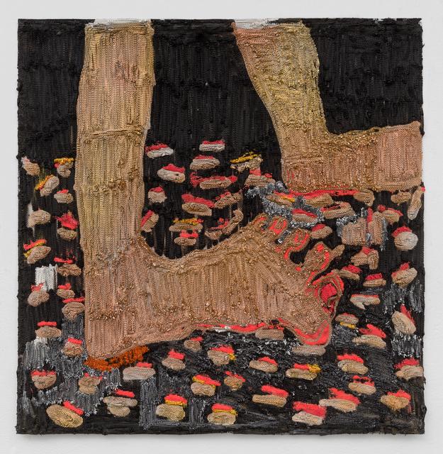 , 'Walking on Hot Coals,' 2017, Fridman Gallery