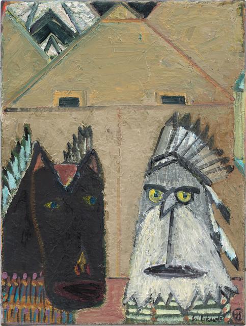 , 'Die Häuptlinge,' 2015, Galerie Kleindienst