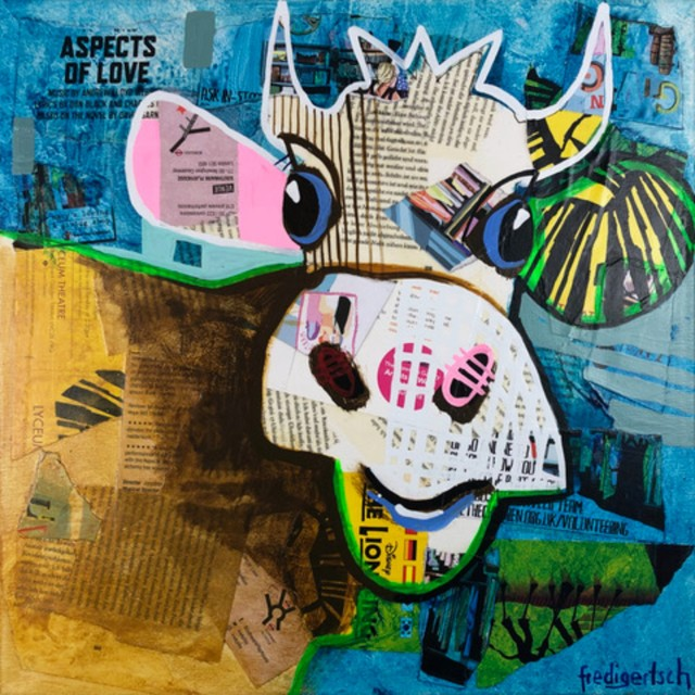 Fredi Gertsch, 'Mary's Garden ', 2019, Artspace Warehouse